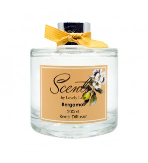 Scents Bergamot Reed Diffuser 200ml