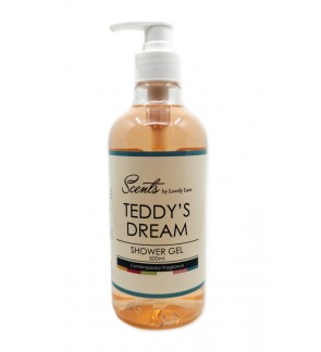 Scents 500ml Shower Gel - Teddy's Dream