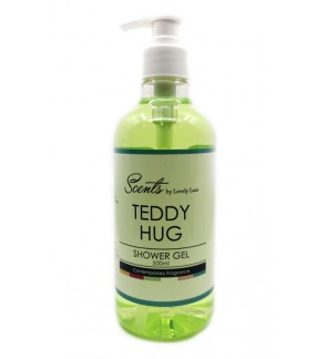 Scents 500ml Shower Gel - Teddy Hug