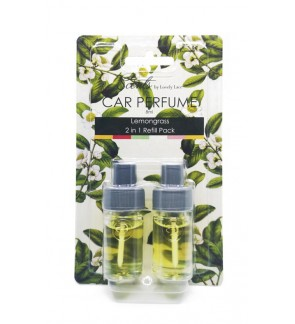 Scents Car Refill - Lemongrass