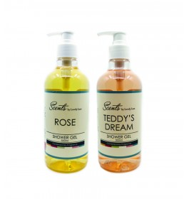 Scents 500ml Shower Gel ( 2 bottles for RM39.00 )