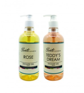 Scents 500ml Shower Gel ( 2 for RM39.00 )