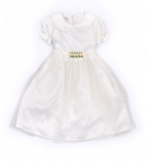 Children Short Sleeve Dress