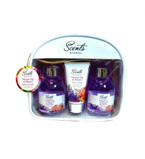 Persian Fig & Peach Shower Gel & Body Lotion Set