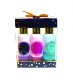 3 in 1 Luxury Two Tone Shower Gel