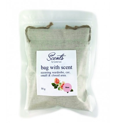 Bag with Scent-Rose