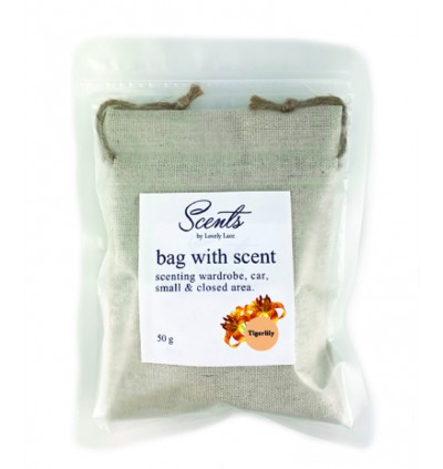 Bag with Scent-Tiger Lily