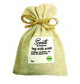 Bag with Scent- Lemongrass