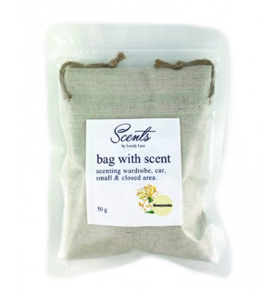 Bag with Scent-Honeysuckle