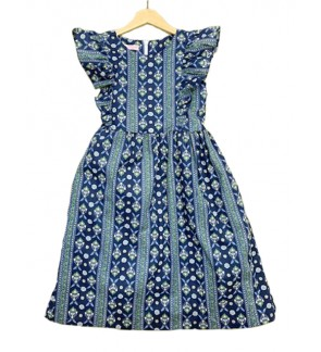 Children Sleeveless Dress (6-12 Years Old)
