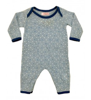 Baby Long Sleeve Romper (0-12 Months)
