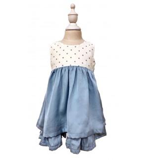 Baby Sleeveless Dress (0 - 12 Months)