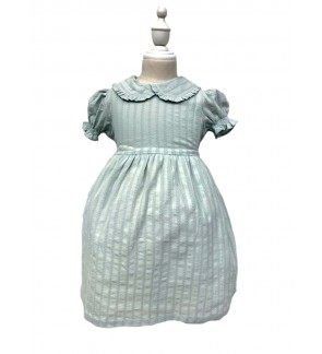 Toddler Short Sleeve Dress (1 - 3 Years Old)