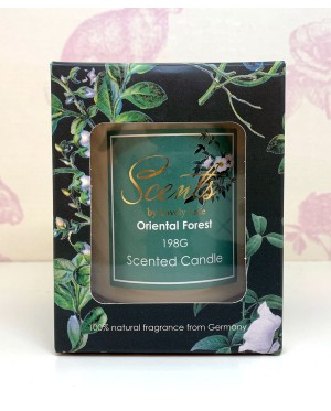 Scented Candle - Oriental Forest