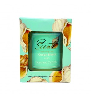 Scented Candle - Ocean Breeze