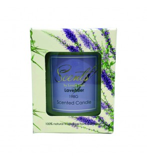 Scented Candle - Lavender