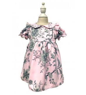Baby Short Sleeve Dress (0-12 Months)