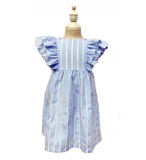 Toddler Sleeveless Dress (1-3 Years Old)