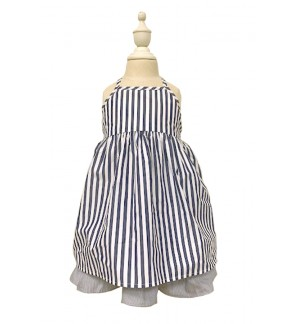 Baby Sleeveless Dress 0-12 Months