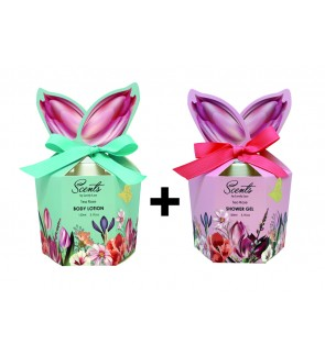 150ml Shower Gel + 150ml Body Lotion