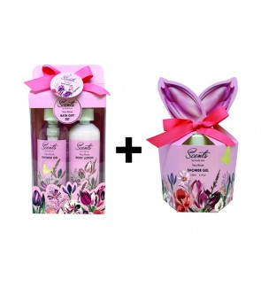 190ml Body Lotion & Shower Gel + 50ml Shower Gel