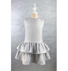 Toddler Sleeveless Dress (1-3 Years Old)