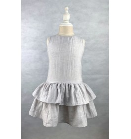 Toddler Sleeveless Dress (4&5 Years Old)
