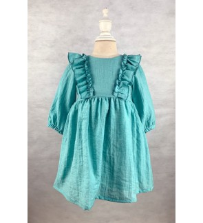 Baby Long Sleeve Dress (3-12 Months)